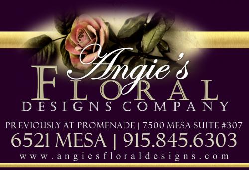 Angie's Floral Designs Company