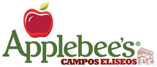 Resultado de imagen de Applebee's  Campos Eliseos