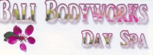 Bali Bodyworks Day Spa