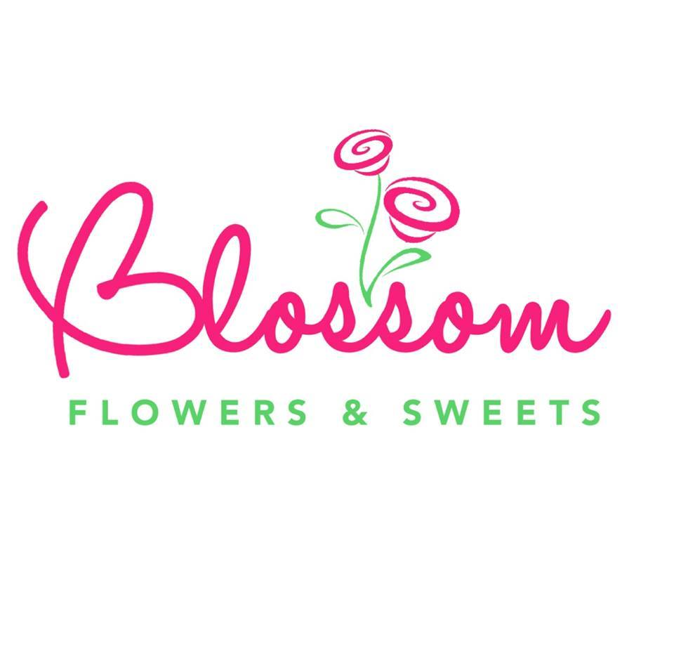 Blossom Flowers and Sweets logo