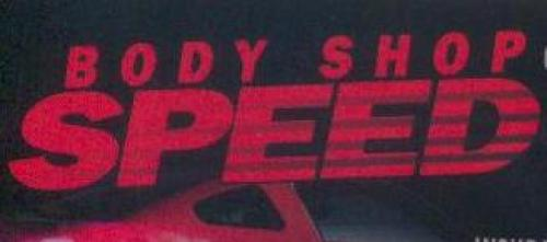 Body Shop Speed