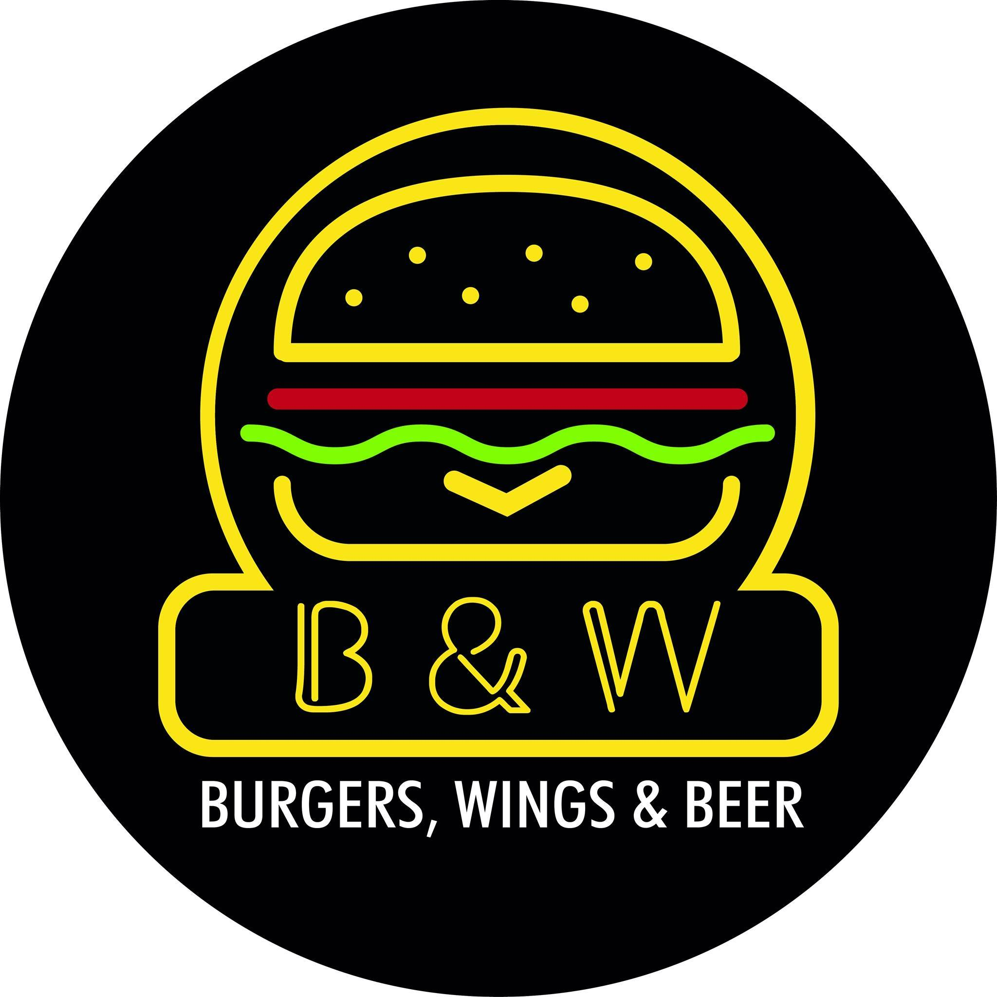 B&W Burgers, Wings & Beer