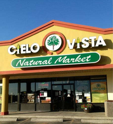 Cielo Vista Natural Market