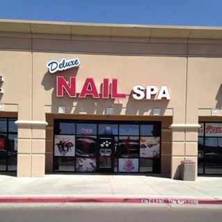Deluxe Nail Spa
