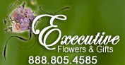 Executive Flowers And Gifts logo