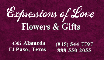 Expressions of Love Flowers and Gifts