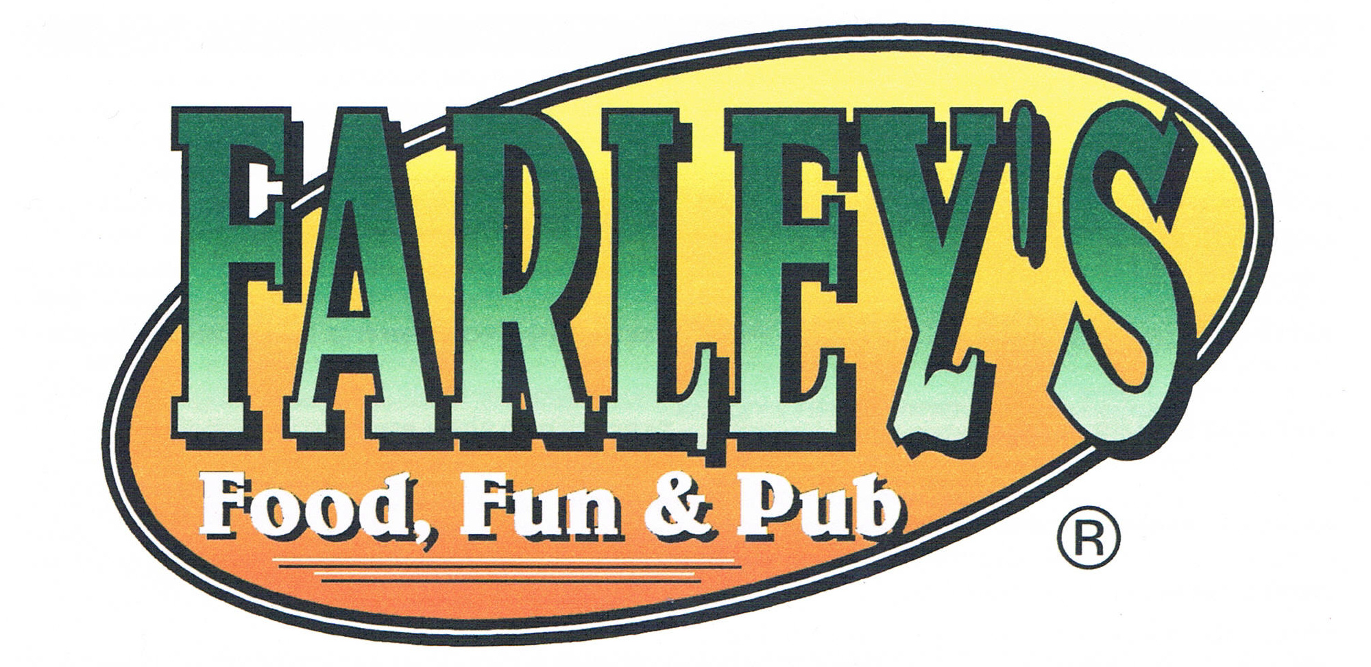 Farley's Food Fun & Pub logo