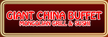 Giant China Buffet, Grill & Sushi