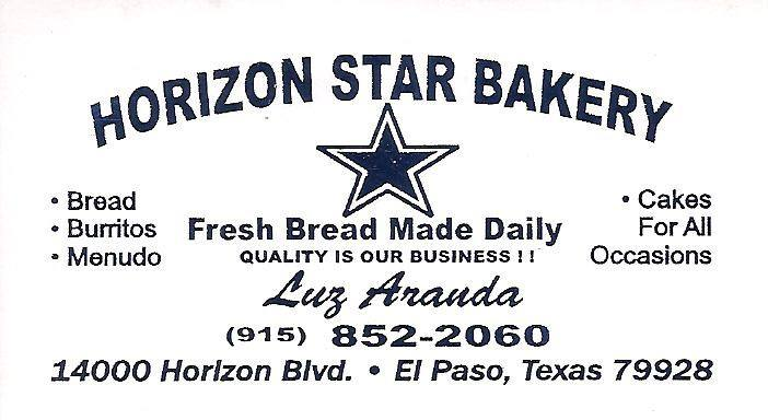 Horizon Star Bakery