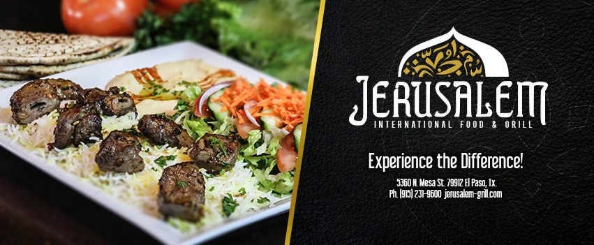 Jerusalem International Food and Grill