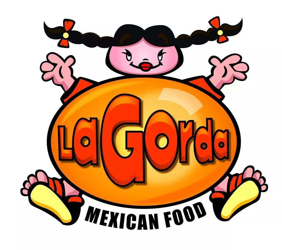 La Gorda Mexican Food logo