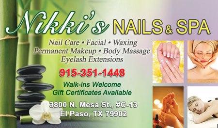 Nikki's Nail & Spa