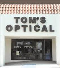 Tom's Optical Ophthalmic Dispensers