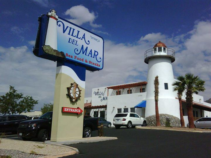 Villa del Mar Seafood & Steaks