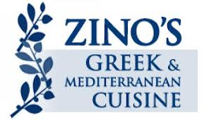Zino's Greek And Mediterranean Cuisine logo